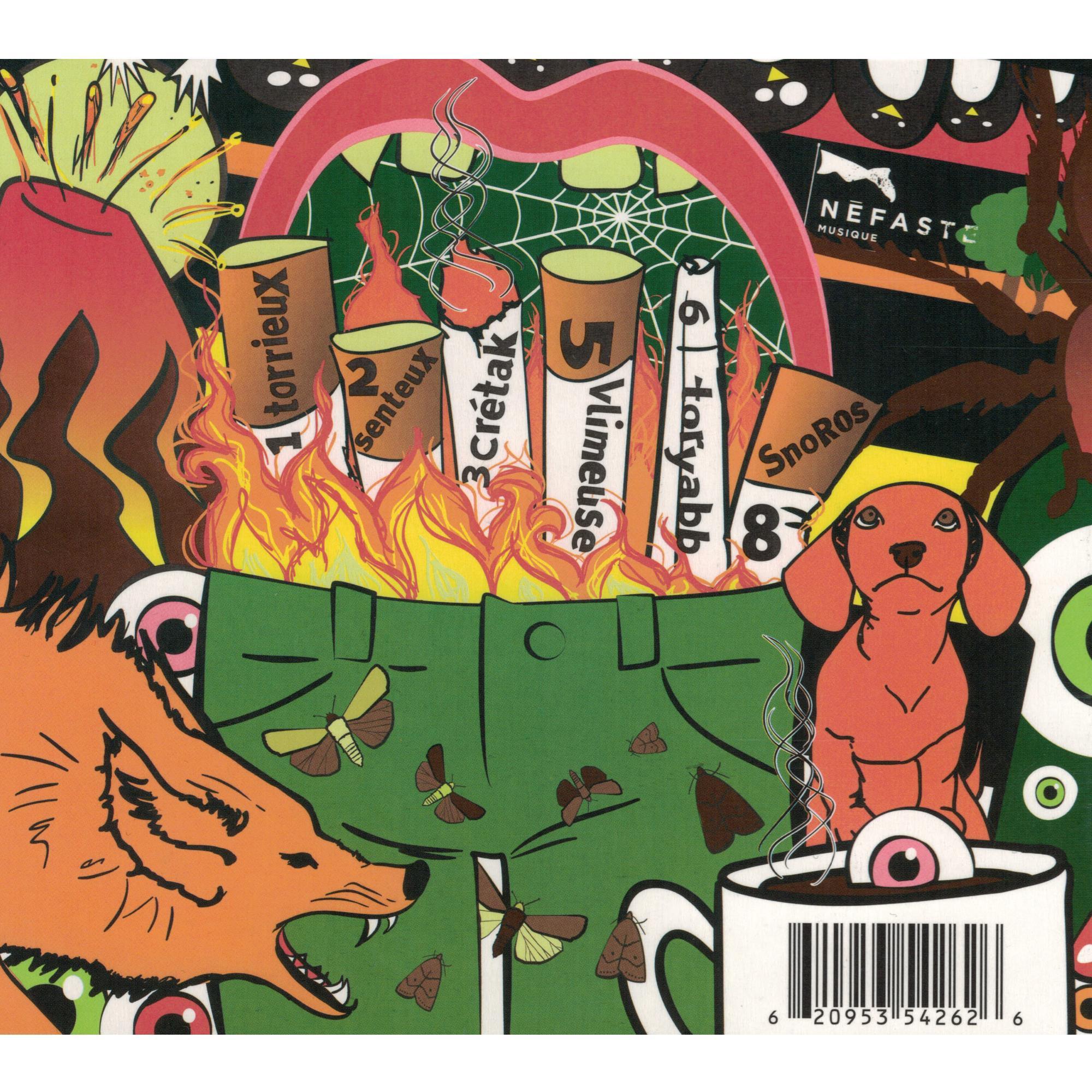 Verrats CD