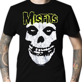 Buy Vintage Skull (Import) T-Shirt by Misfits