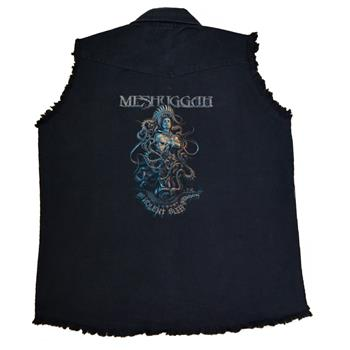 Meshuggah Violent Sleep Of Reason Vest