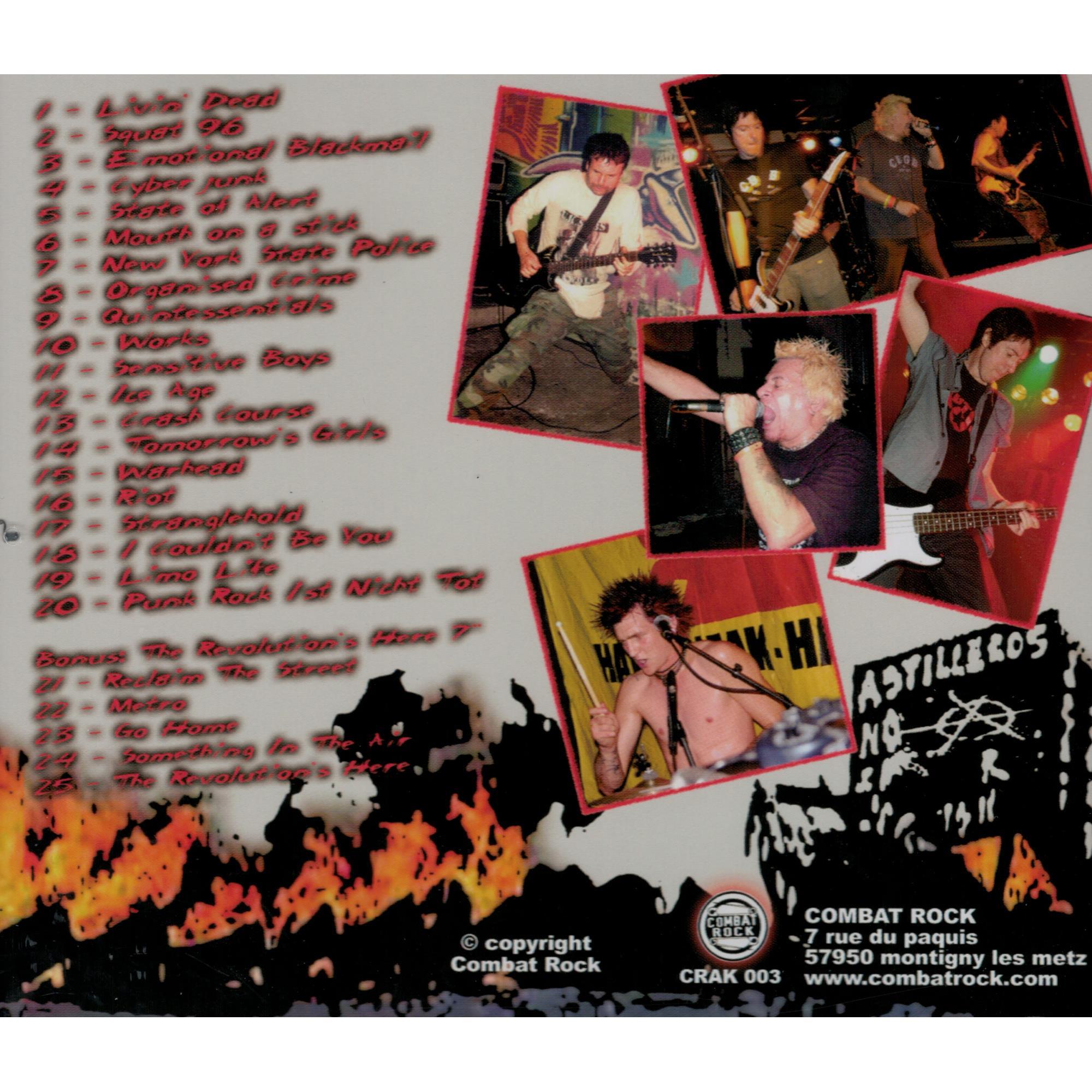 Violent State CD