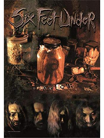 Buy True Carnage by Six Feet Under