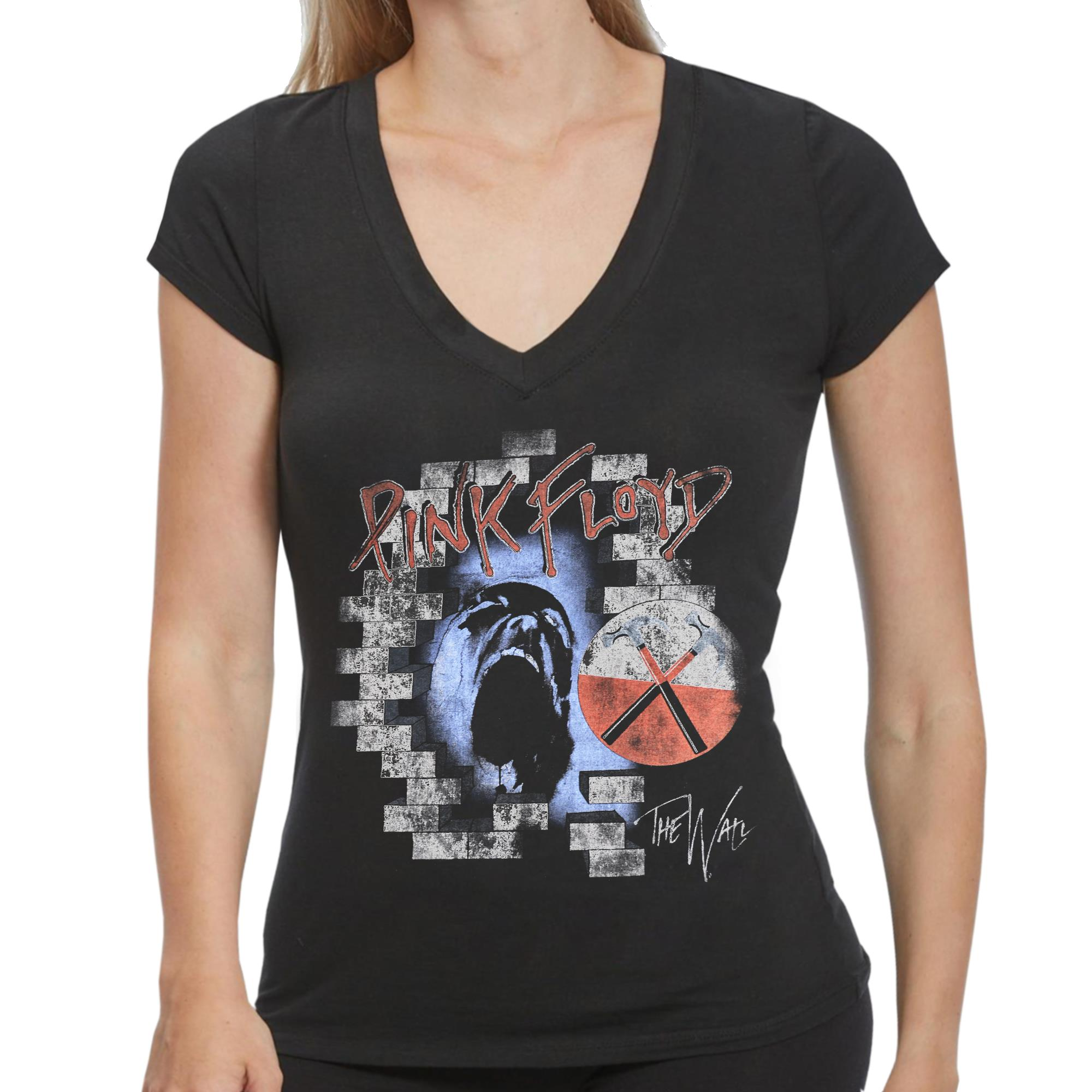 Wall/Hammers V-Neck Shirt