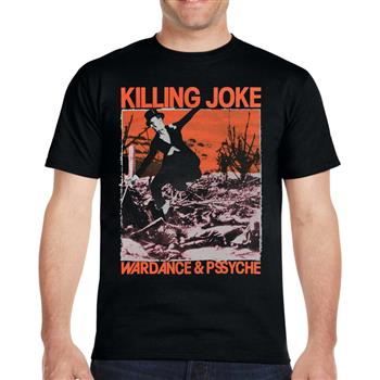 Killing Joke Wardance & Pssyche T-shirt