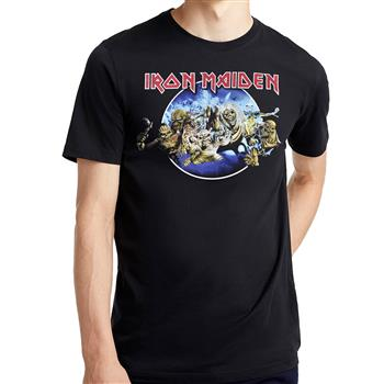Iron Maiden Wasted Years