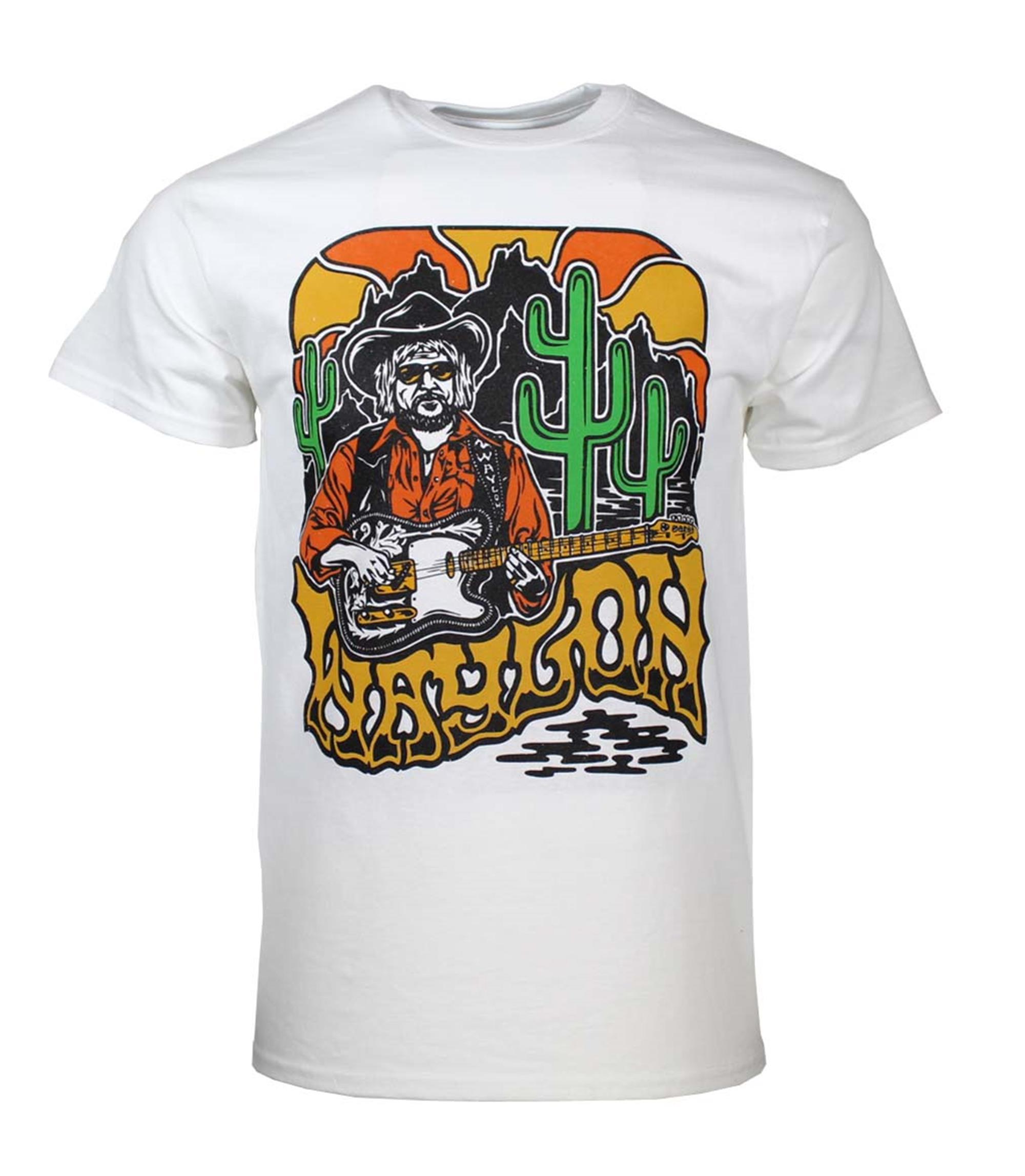 Waylon Jennings Desert T-Shirt