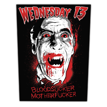 Wednesday 13 Bloodsucker Patch