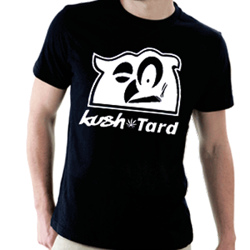 Buy Kush Tard T-Shirt by Weed