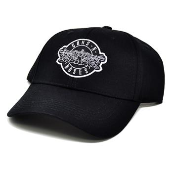 Buy White Bullet Logo Hat by Guns 'n' Roses
