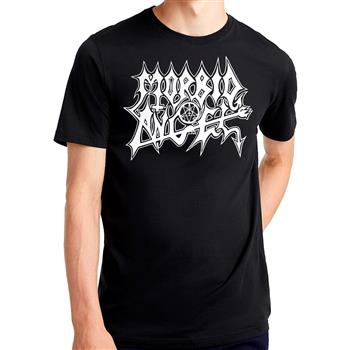 Morbid Angel White Logo