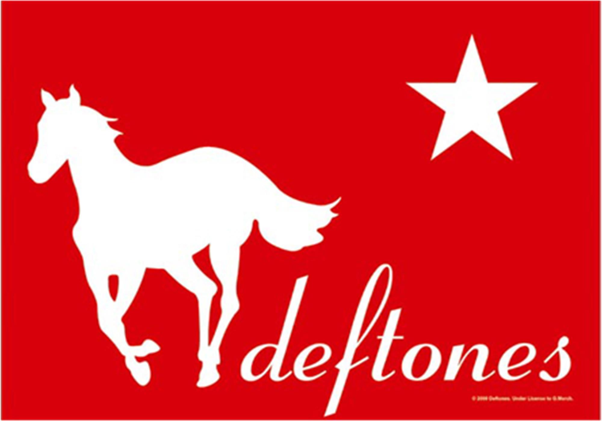 White Pony Flag