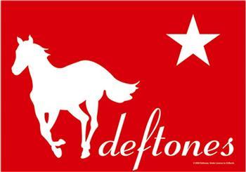 Deftones White Pony Flag