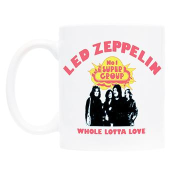 Buy Whole Lotta Love Mug by Led Zeppelin
