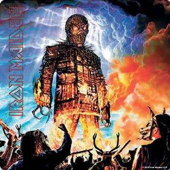 Buy Wicker Man Coaster by Iron Maiden