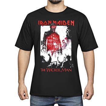 Iron Maiden Wicker Man (Import) T-shirt