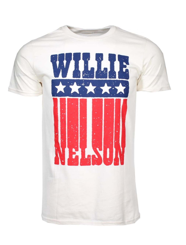 Willie Nelson Americana T-Shirt