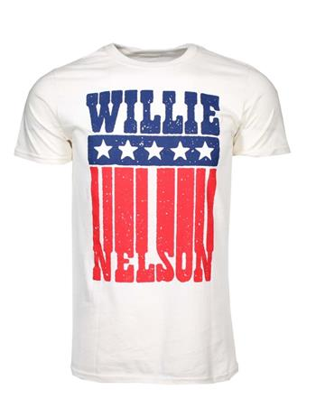 Willie Nelson Willie Nelson Americana T-Shirt