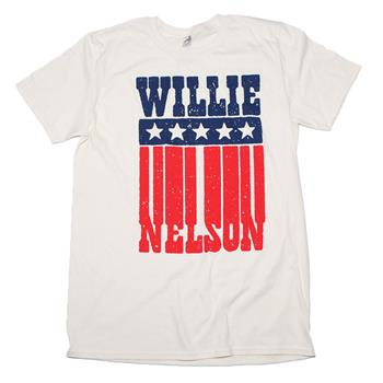 Buy Willie Nelson Americana T-Shirt by Willie Nelson
