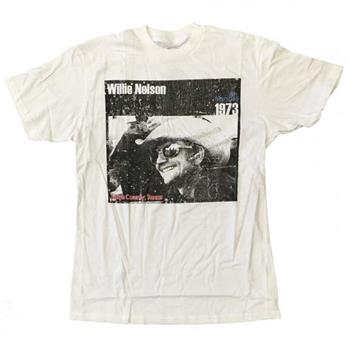 Buy Willie Nelson Cowboy T-Shirt by Willie Nelson