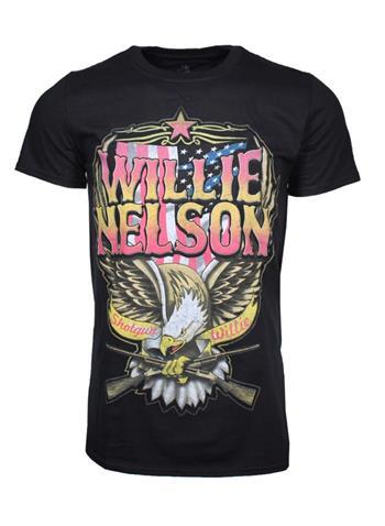 Willie Nelson Willie Nelson Shotgun Willie T-Shirt