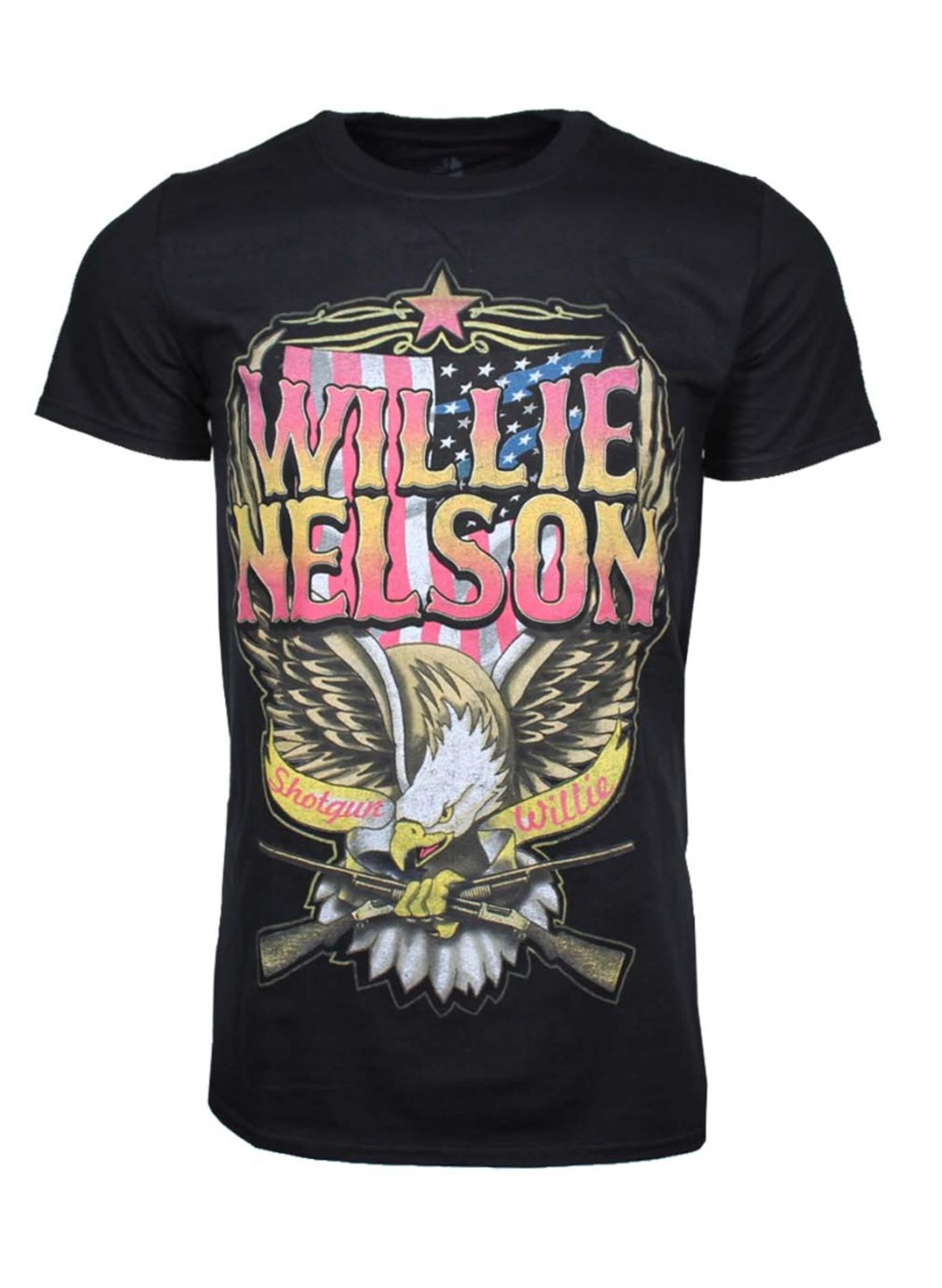 Willie Nelson Shotgun Willie T-Shirt