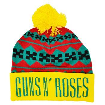 Guns 'n' Roses Winter Pom Beanie