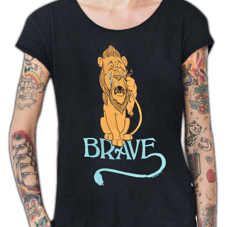 Lion Brave T-Shirt