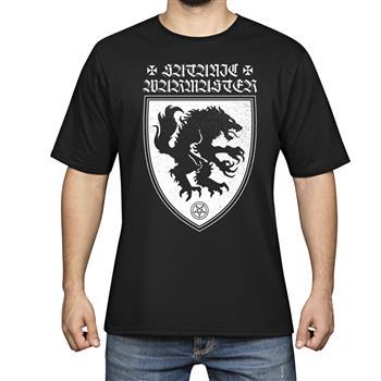 Satanic Warmaster Wolf Crest