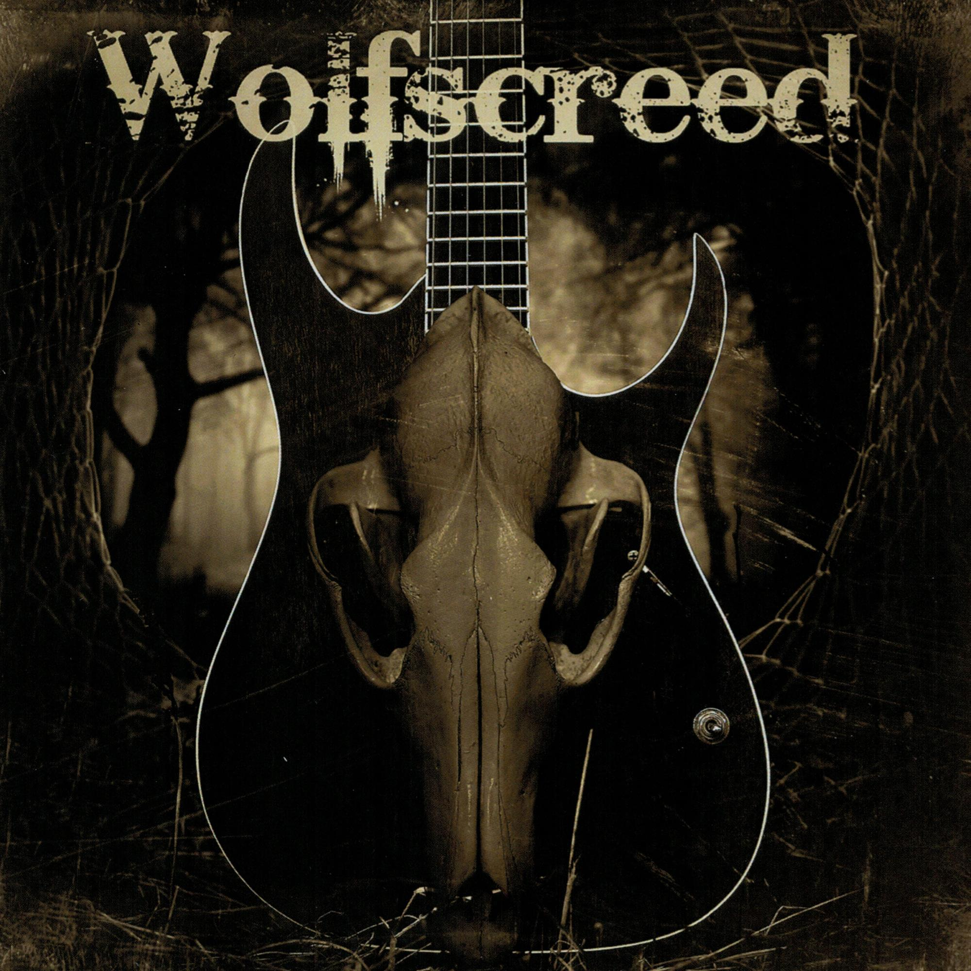 Wolfscreed CD
