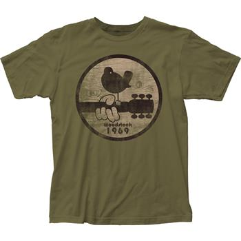 Buy Woodstock 1969 T-Shirt by WOODSTOCK