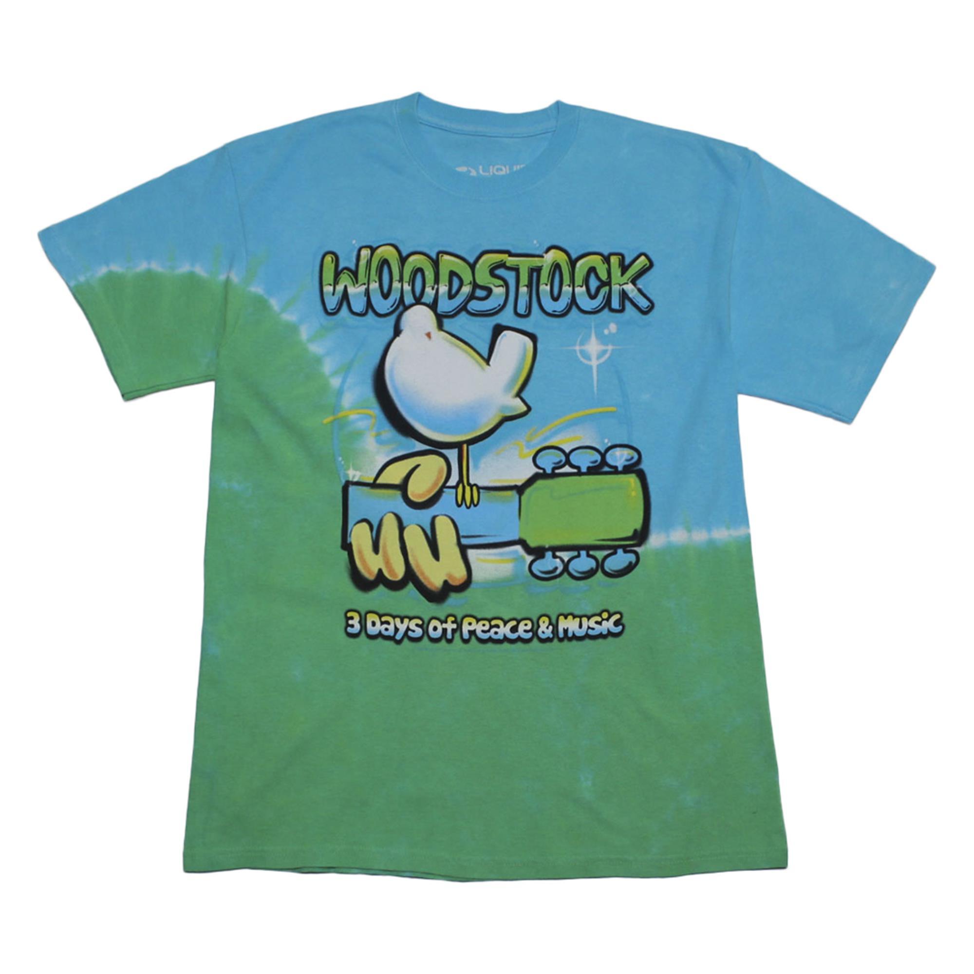 Woodstock Graffiti T-Shirt