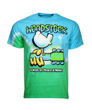 Woodstock Woodstock Graffiti T-Shirt