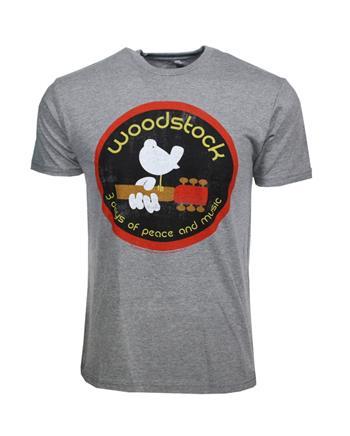 Woodstock Woodstock Logo Triblend T-Shirt