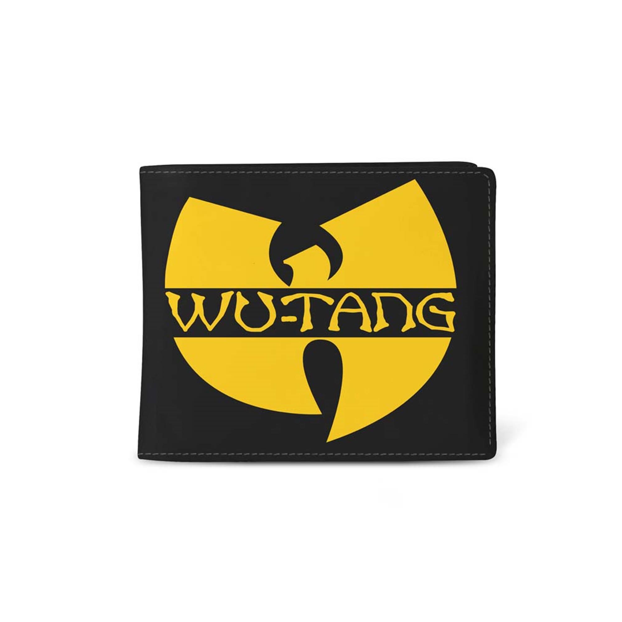 Wu-Tang Logo Wallet
