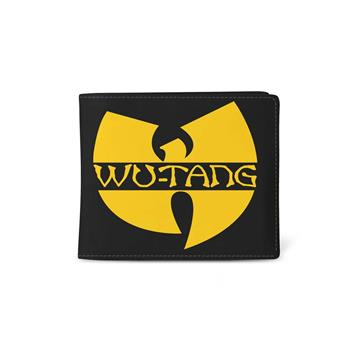 Wu-tang Clan Wu-Tang Logo Wallet