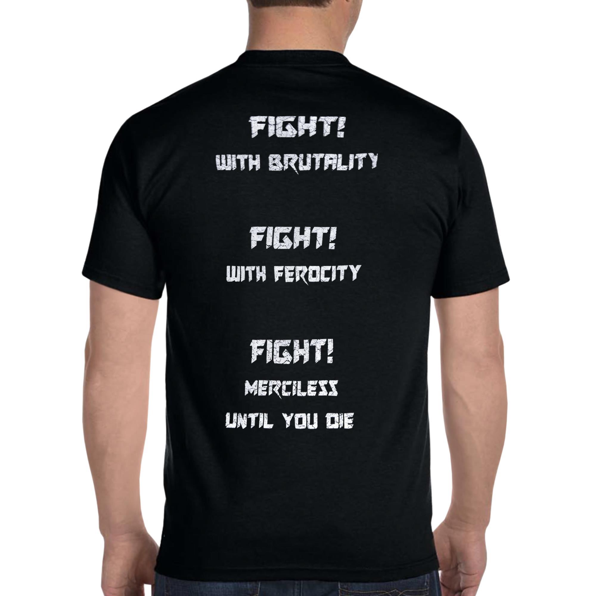 Eradicate Duo T-shirt + CD
