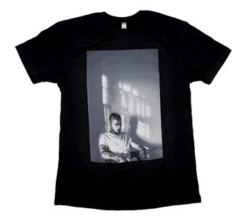 Buy Zayn Thinker Photo T-Shirt by Zayn Malik