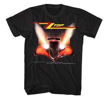 Buy ZZ Top Eliminator Cover T-Shirt by ZZ Top